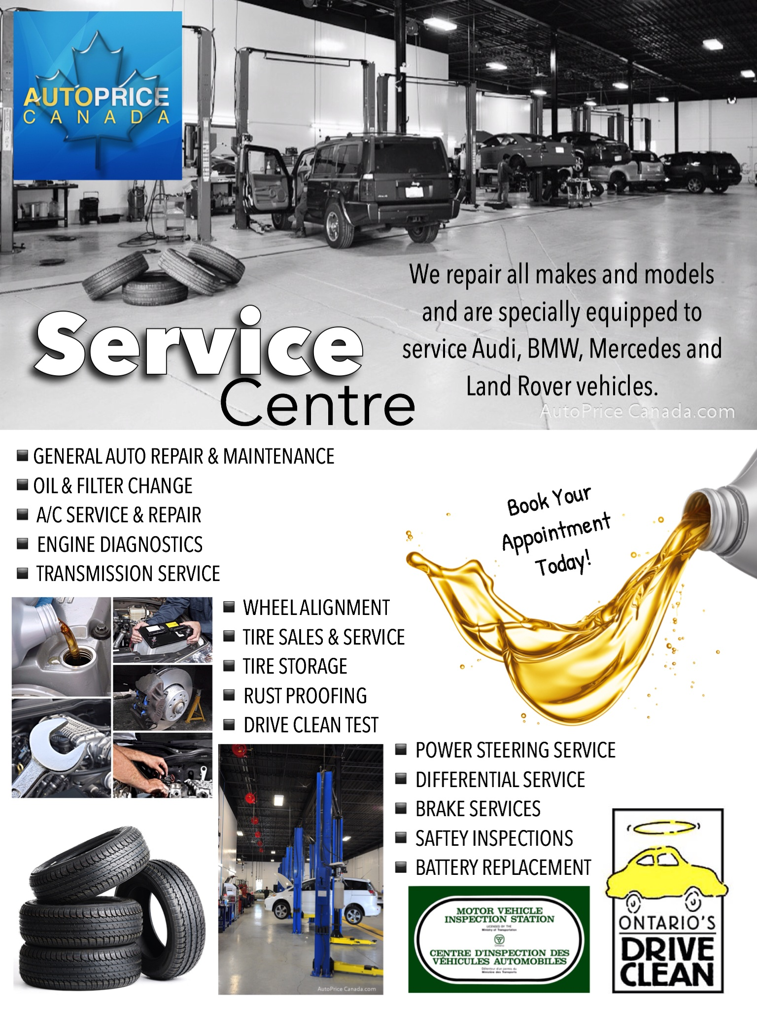 auto repair, car repair, mississauga, garage